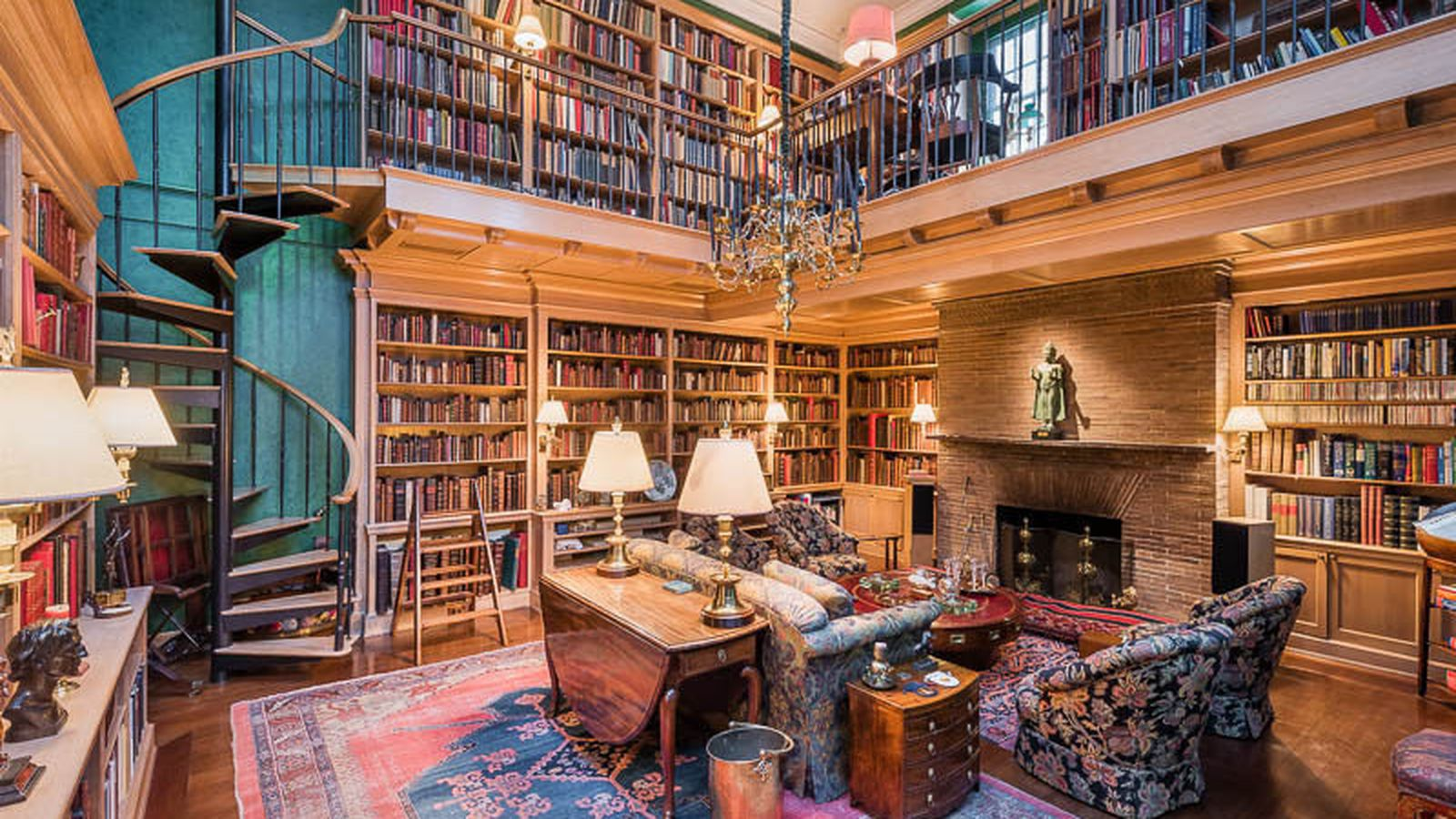 Enchanting Greenwich Village Townhouse Asks 18 Million