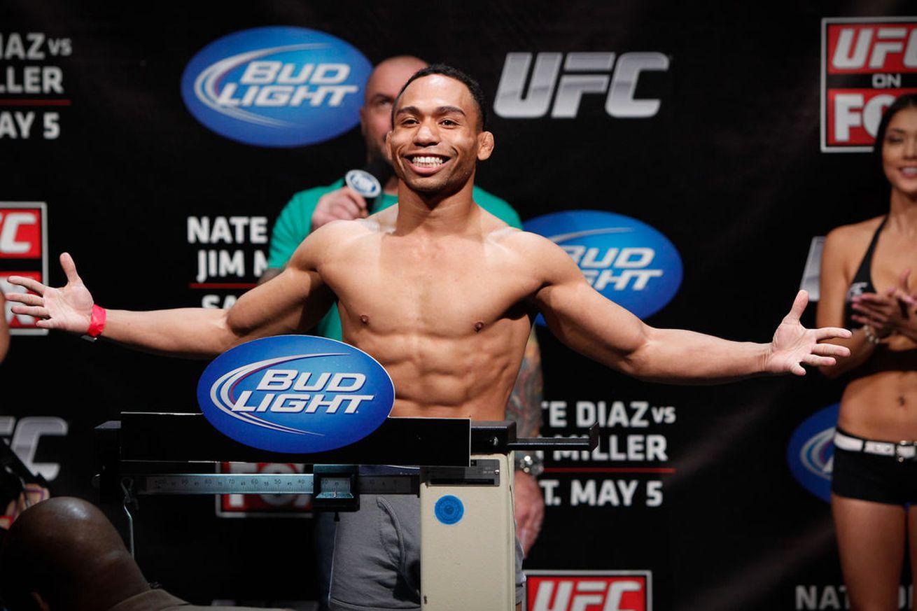 John Lineker vs. John Dodson set to headline UFC Fight Night 96