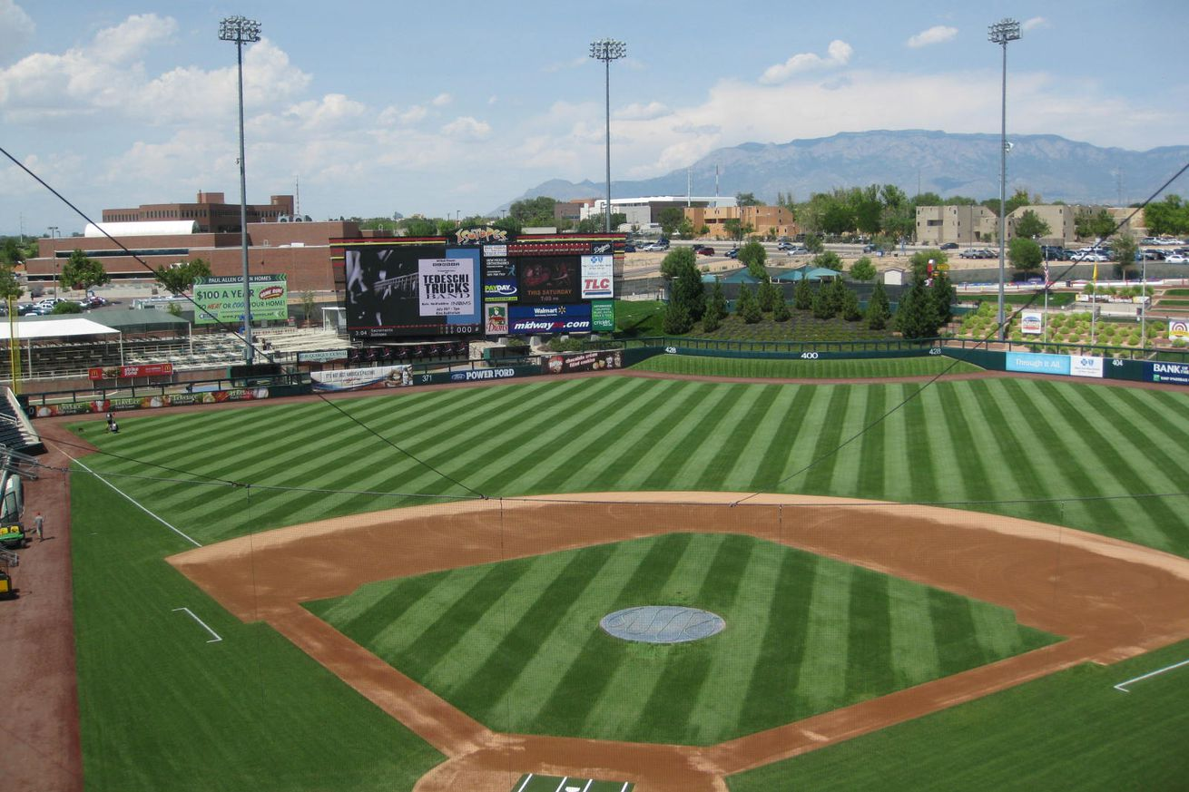 Dodgers officially cut ties with Triple-A Albuquerque ...