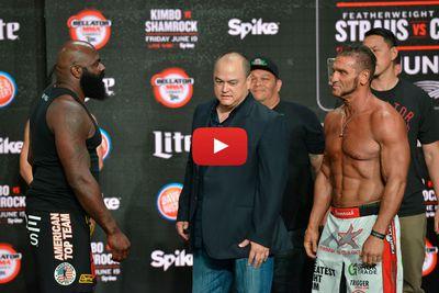 Watch Bellator 138: 'Kimbo vs. Shamrock' Prelims fights online | Live Spike.com free stream video