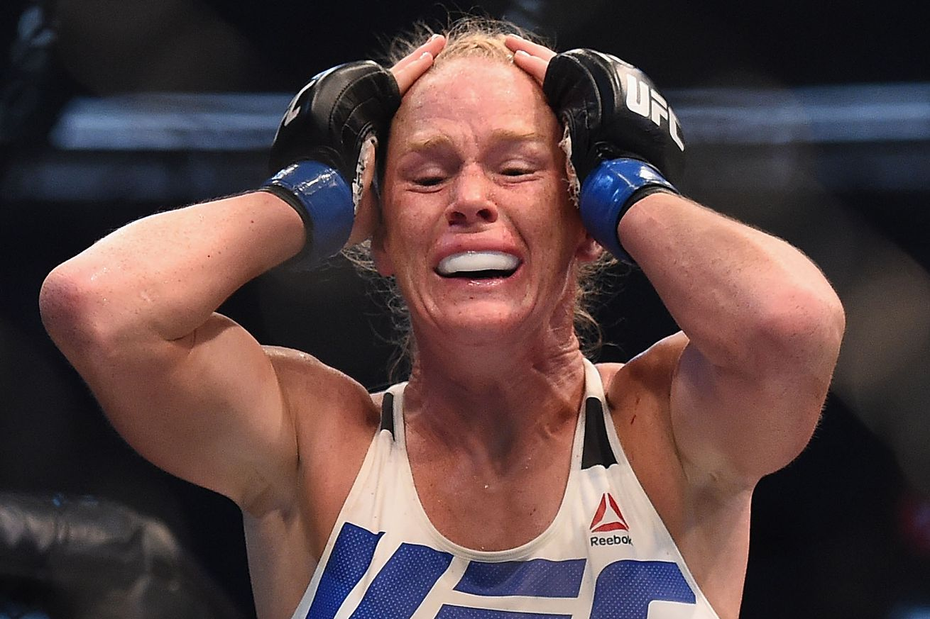 Holly Holm vs Valentina Shevchenko fight likely for UFC on FOX 20 in Chicago