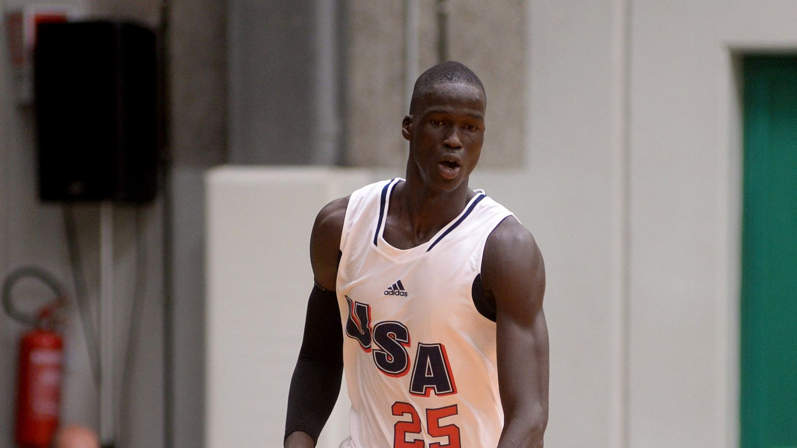 High school phenom thon maker will attempt to enter 2016 for Maker jackson