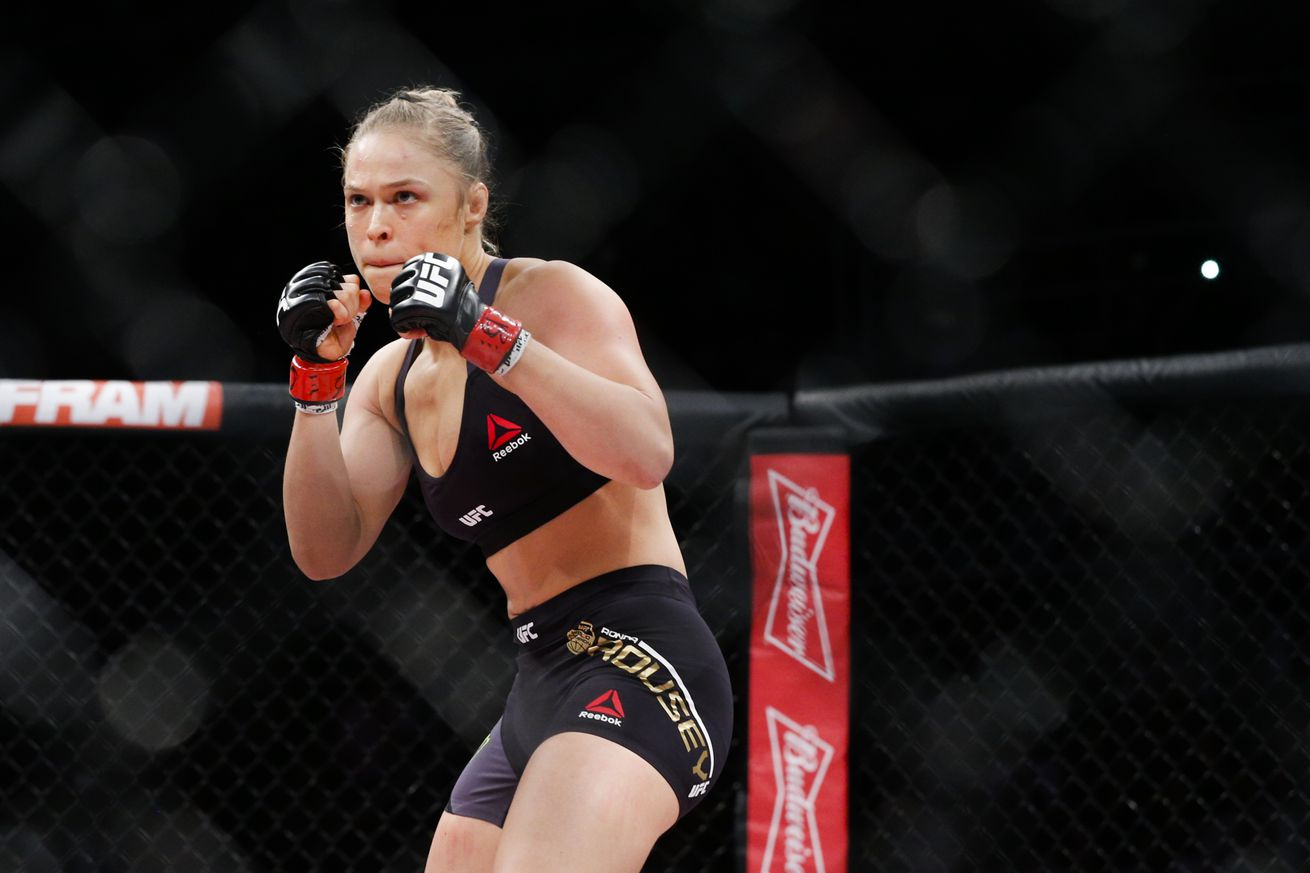 community news, Morning Report: No longer infallible, Ronda Rousey says there is no room for improvement in perfect
