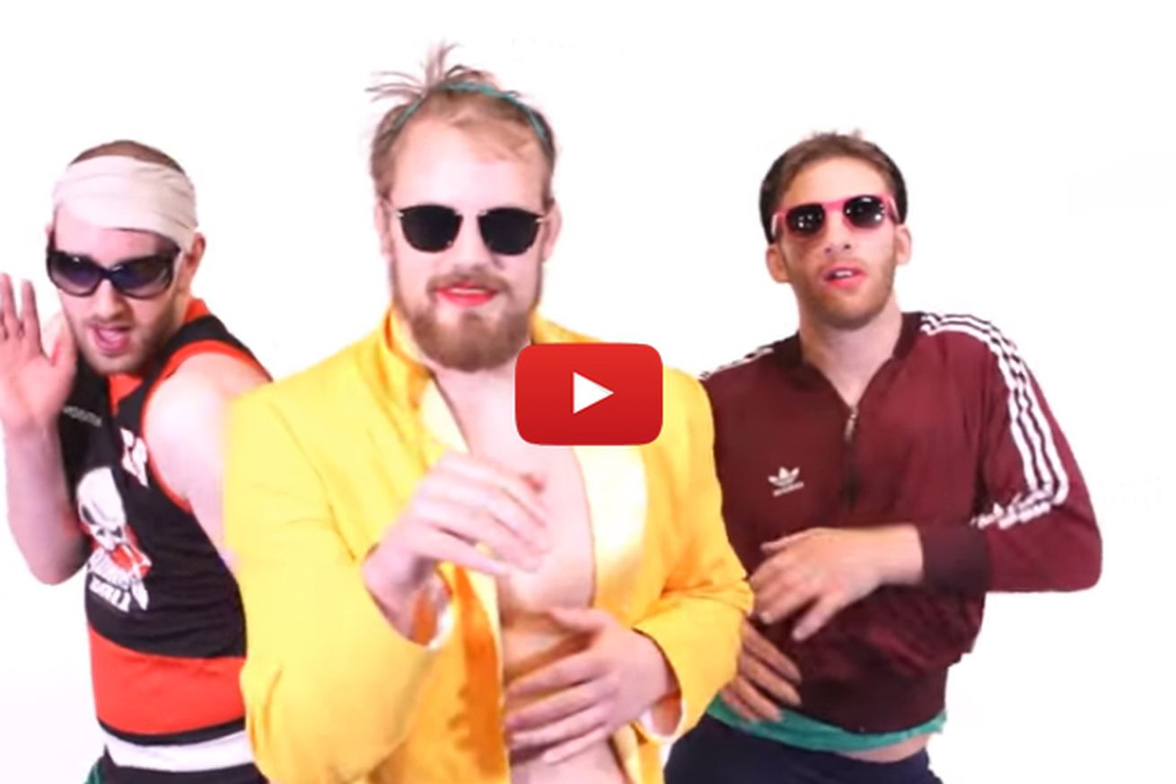 community news, Sorry! Watch Gunnar Nelson show off UFC dance moves in Justin Bieber parody video