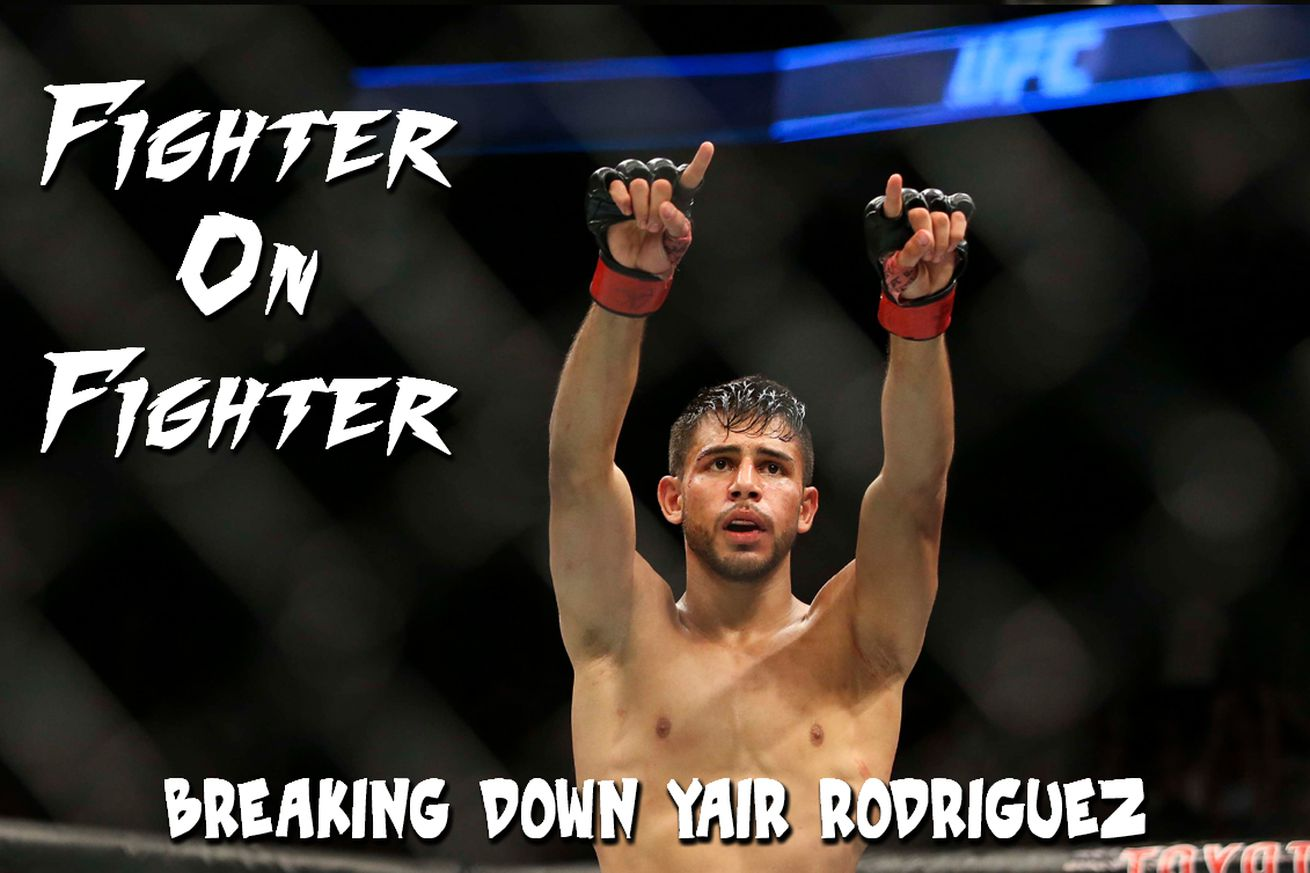 community news, Fighter on Fighter: Breaking down UFC Fight Night 92s Yair Rodriguez