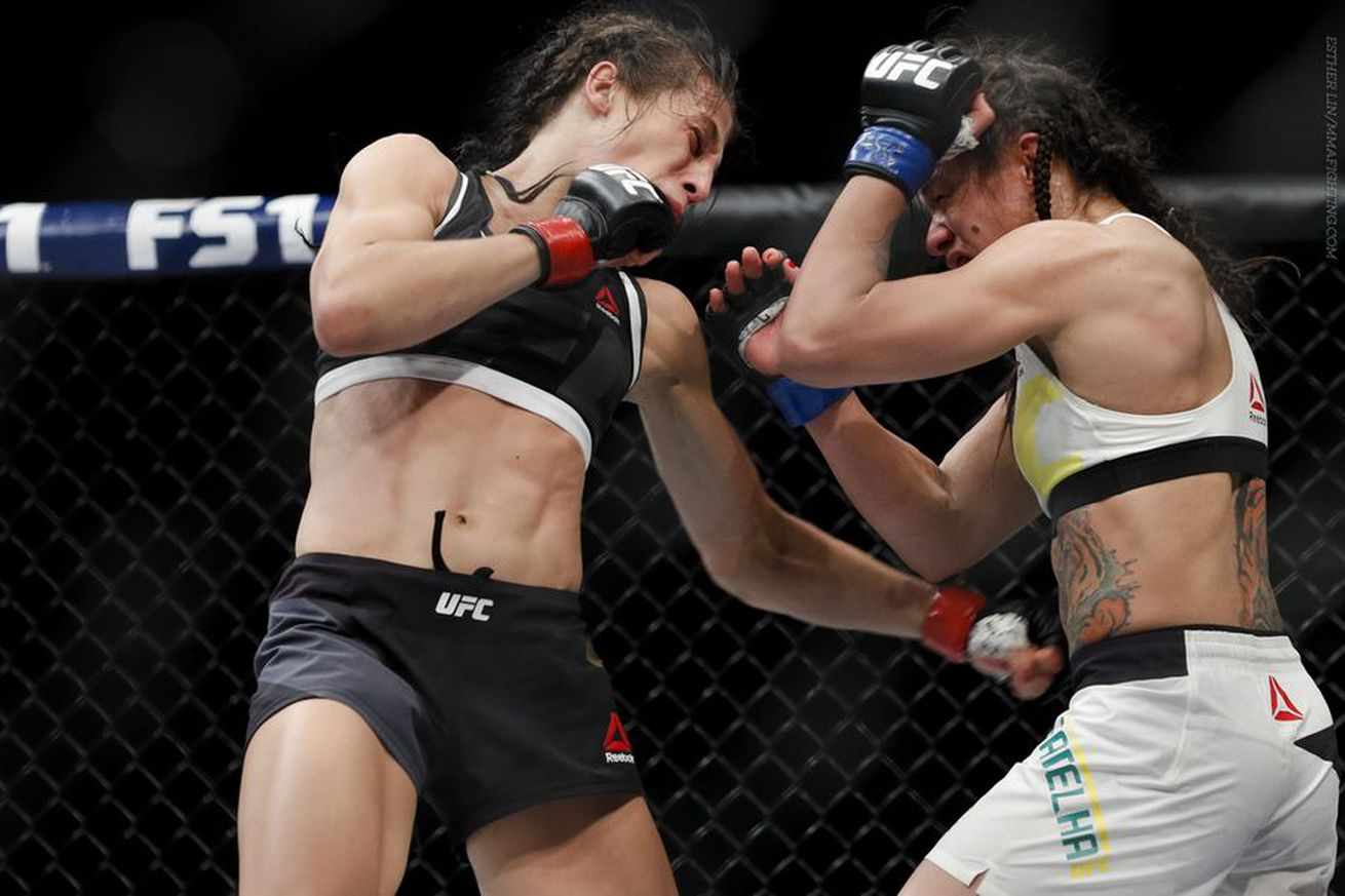community news, TUF 23 Finale medical suspensions: Claudia Gadelha potentially out six months with fractured thumb