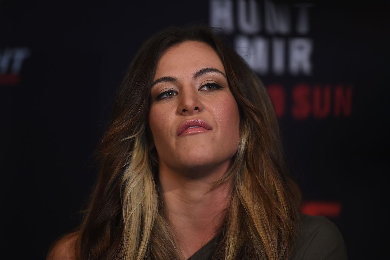 Miesha Tate: Conor McGregor bailed on UFC 200    and I got stuck picking up the pieces