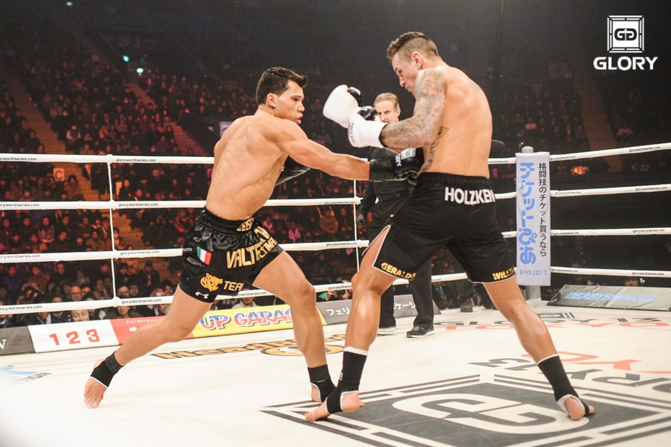 Bazooka Joe Valtellini: Nieky Holzkens GLORY 29 call out was bush league and not very sportsmanlike