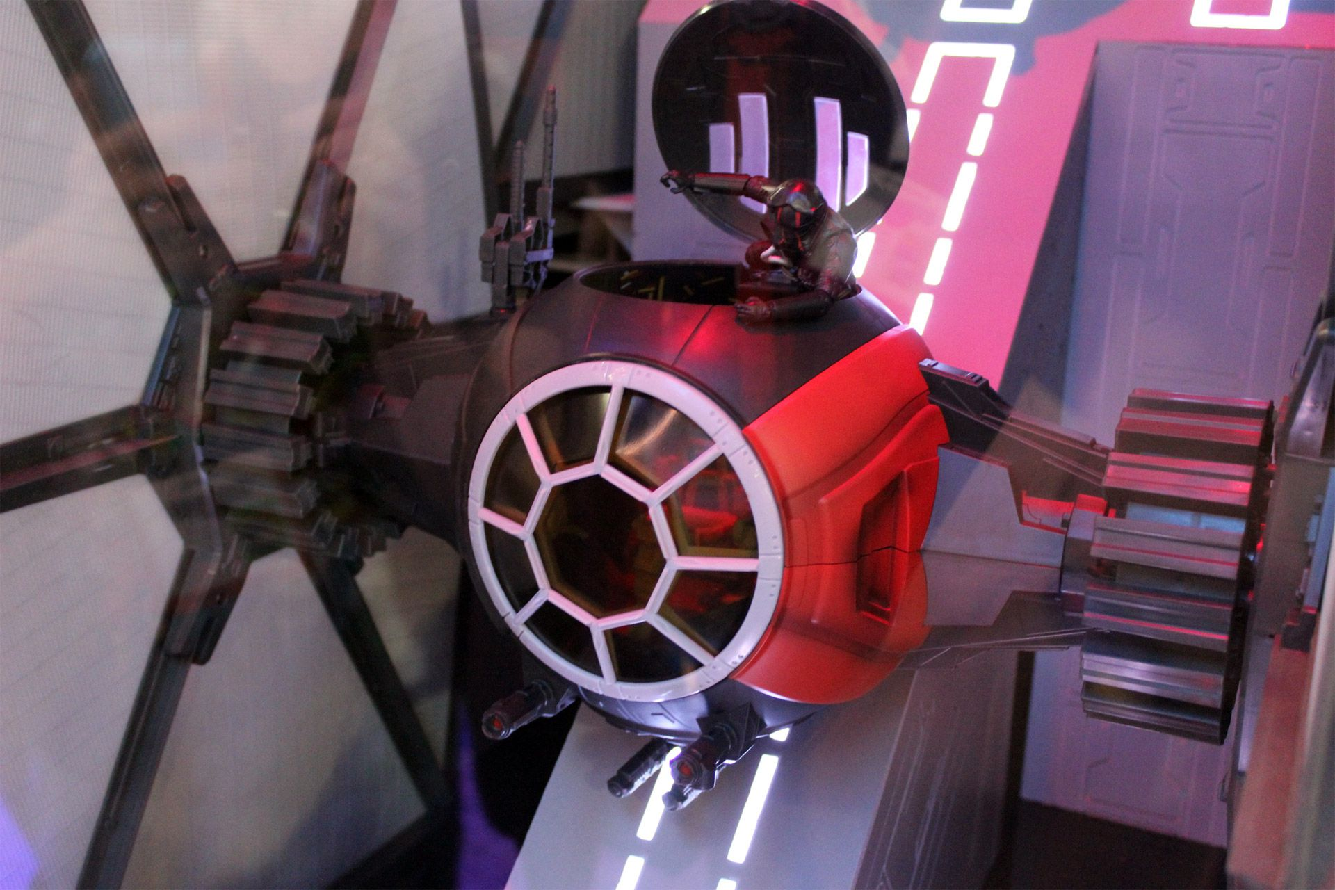 hasbro s wars the awakens tie fighter is