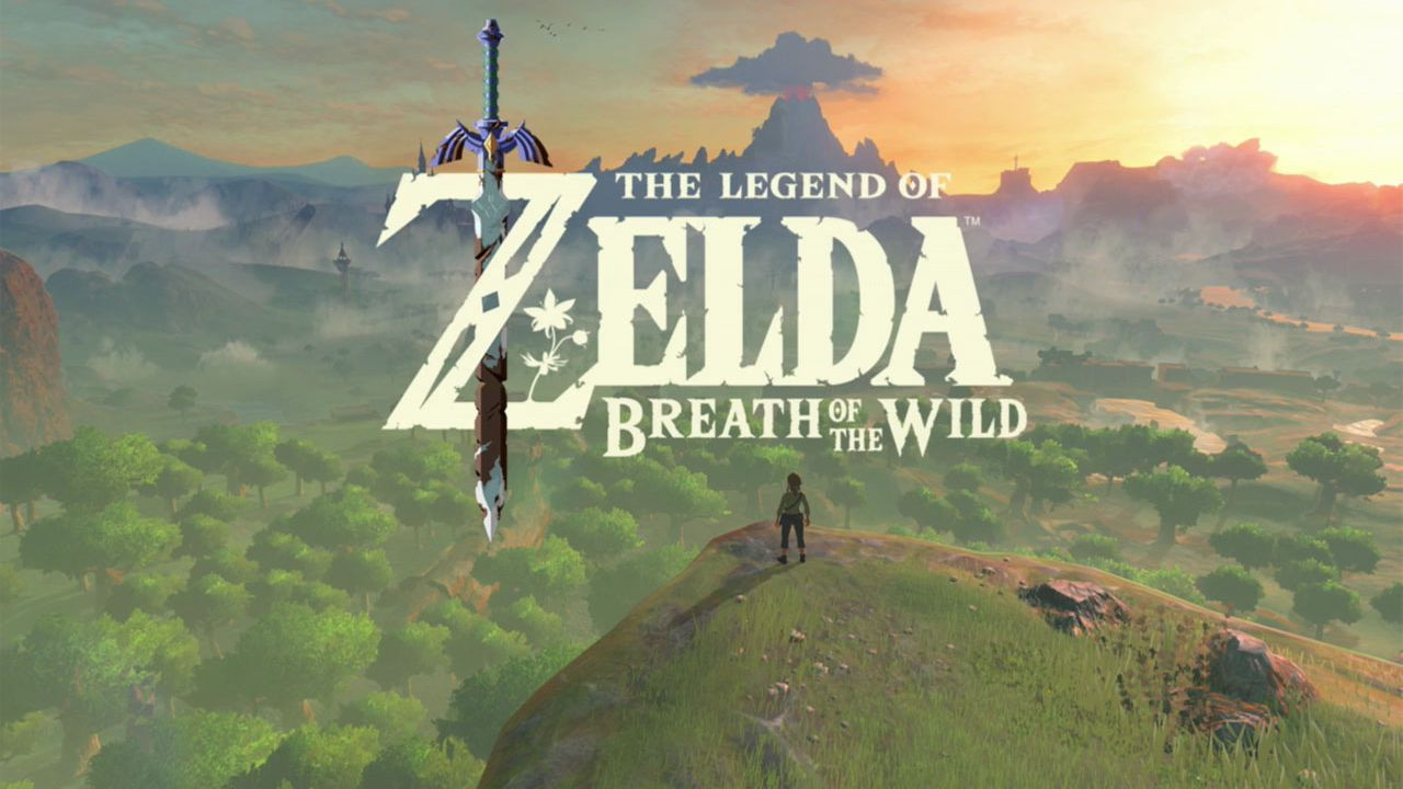 The Legend of Zelda: Breath of the Wild E3 Trailer & Gameplay