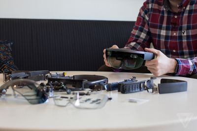 HoloLens teardown 4