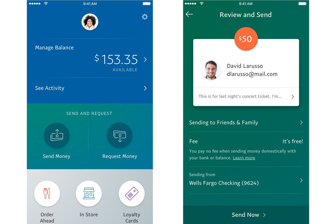 PayPal has redesigned its app to put paying your friends ...