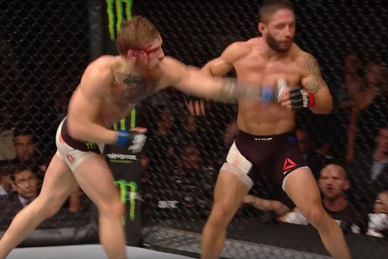 Conor McGregor vs. Chad Mendes full fight video