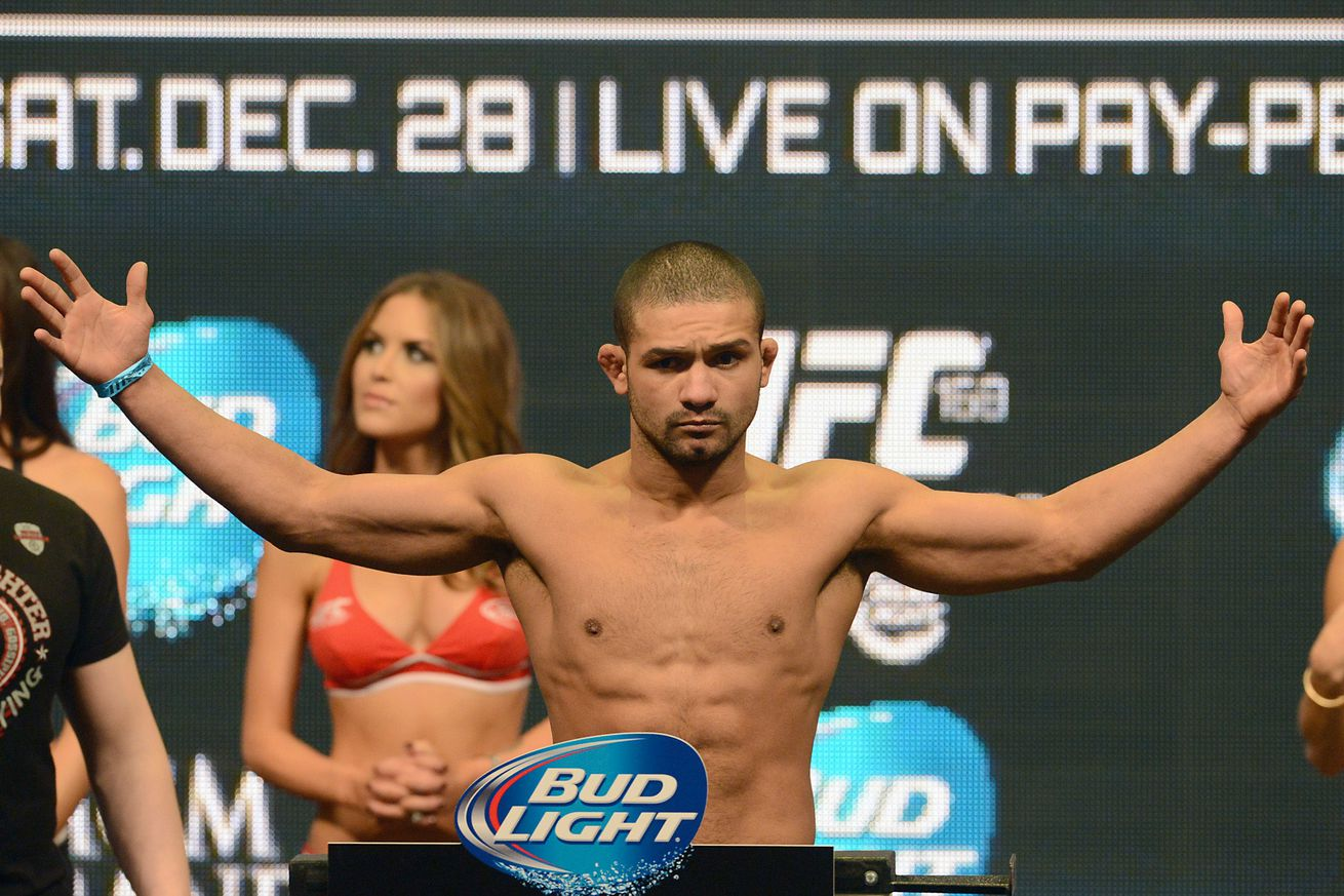 UFC issues statement on Diego Brandaos arrest for allegedly hitting strip club employee with a gun