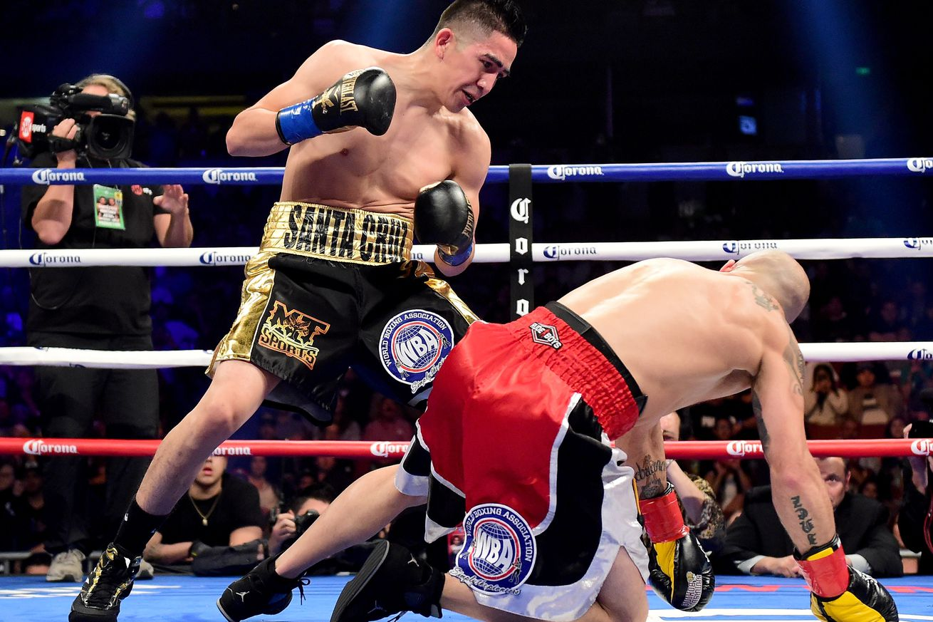 Leo Santa Cruz feels fight with Carl Frampton could be 'career-defining'