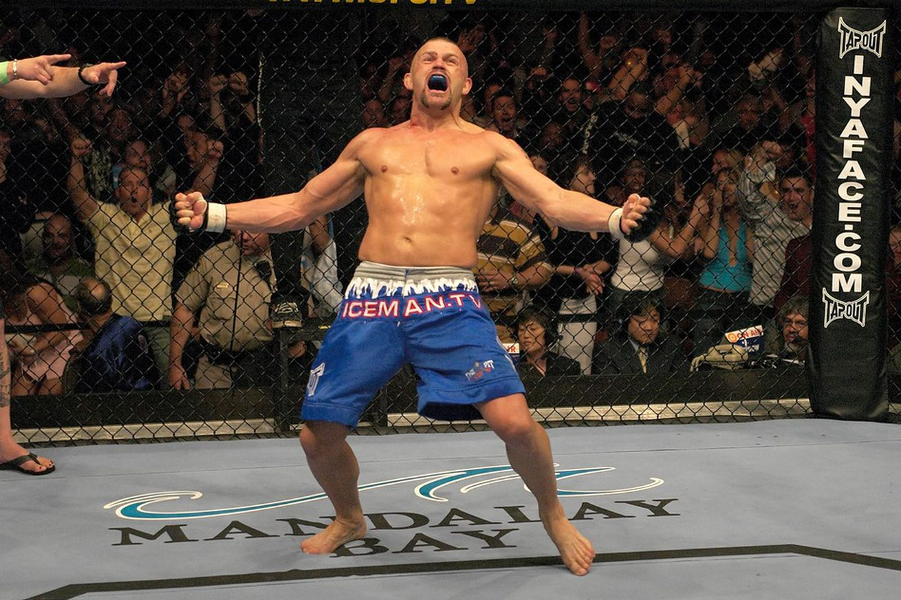 Chuck Liddell, Forrest Griffin to coach 'The Ultimate Fighter: Latin America 3