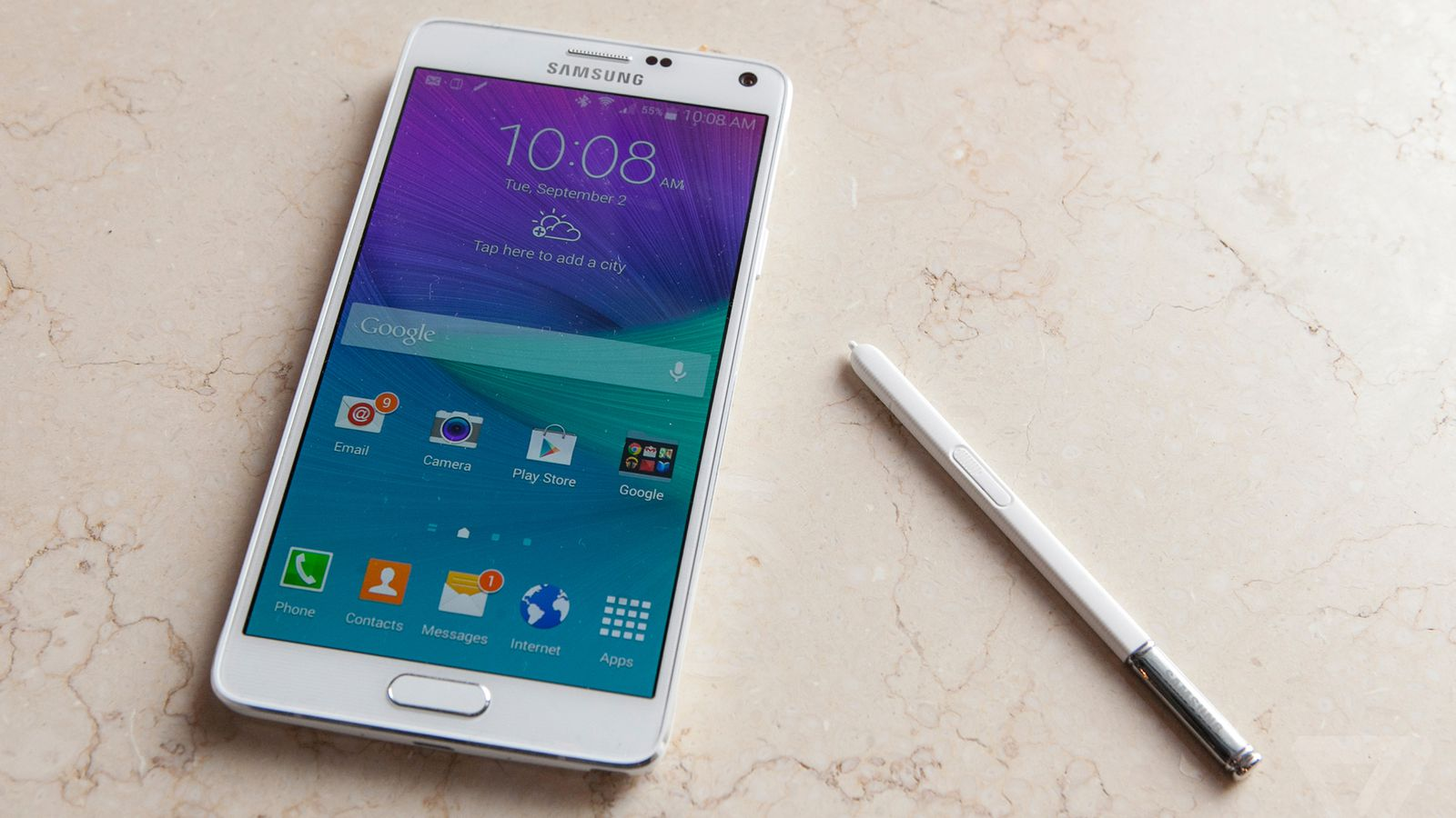 Samsung's Galaxy Note 4 goes on sale in the UK on October ...
