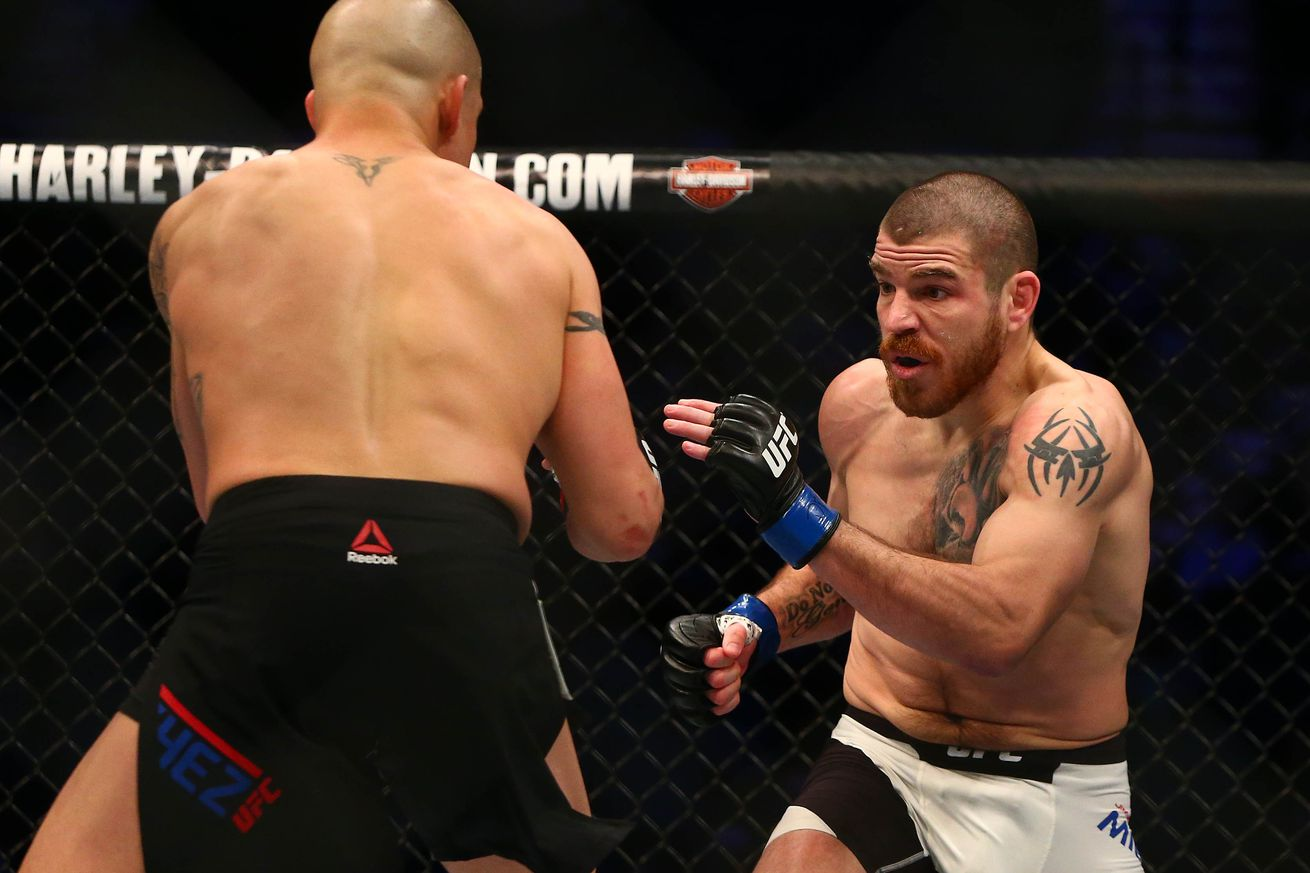 UFC on FOX 21 results: Jim Miller outlasts Joe Lauzon in fist filled rematch tonight in Vancouver