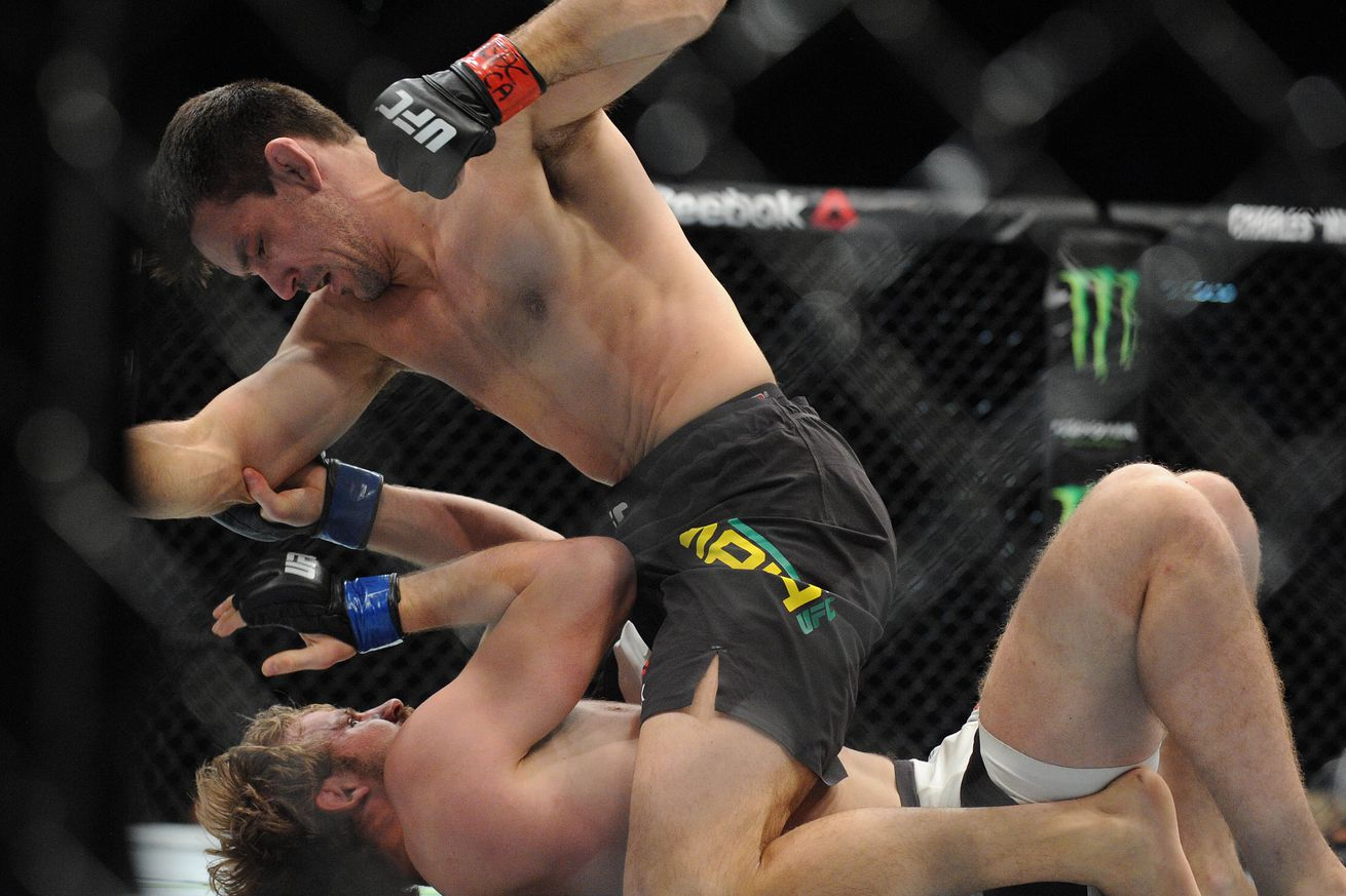 community news, UFC on FOX 21s Demian Maia to Carlos Condit: I don't play it safe ... I dominate