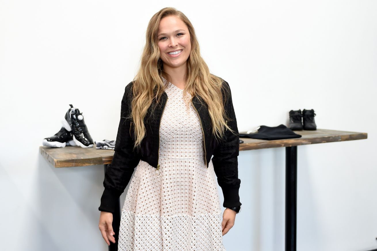 community news, Former UFC champ Ronda Rousey signs three picture movie deal with Lifetime network