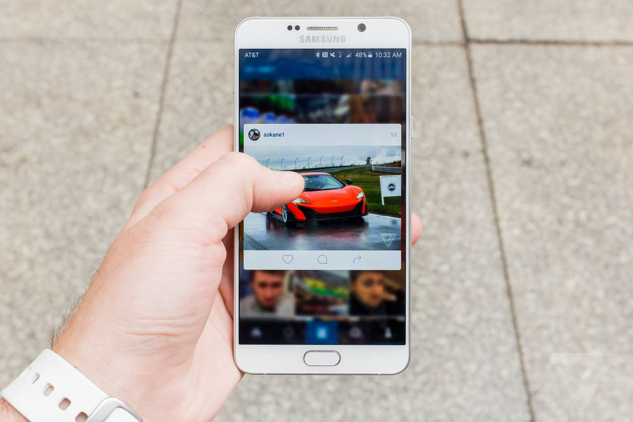 Instagram brings 3D Touch features to Android