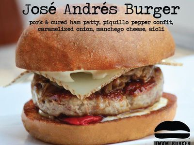 José Andrés Is Creating a Spanish-Themed Umami Burger - Eater