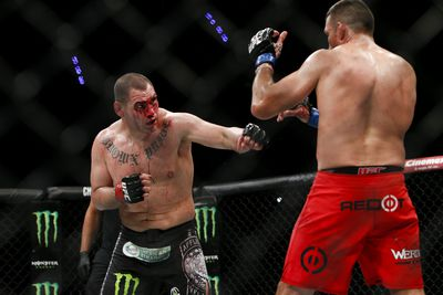Cain Velasquez on only having two weeks to adjust to altitude: 'Maybe that wasn't enough'