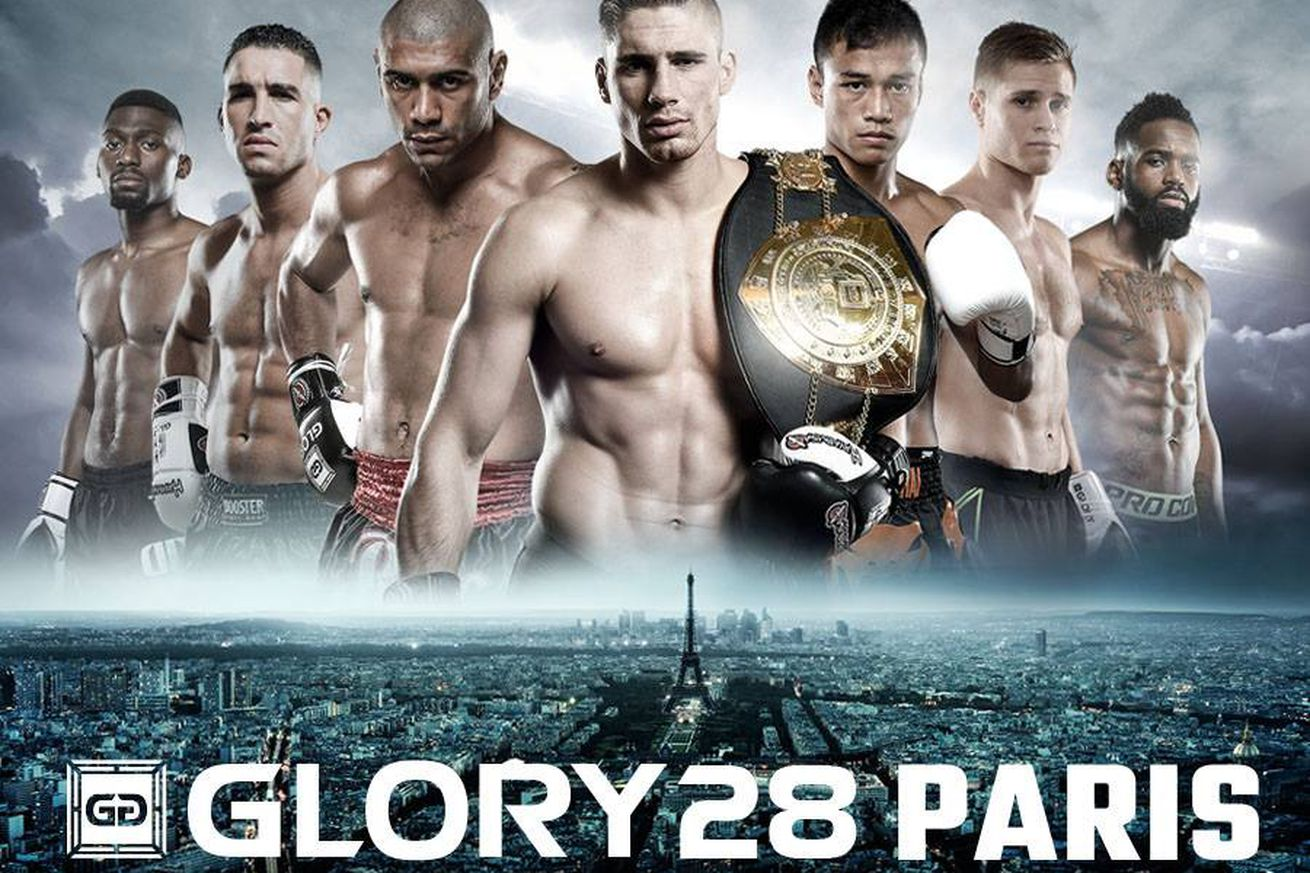 community news, GLORY 28 preview and predictions for Verhoeven vs. Brestovac on ESPN3