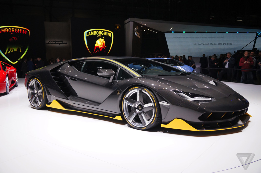 Lamborghini Centenario 100th Birthday Of Lamborghini Founder