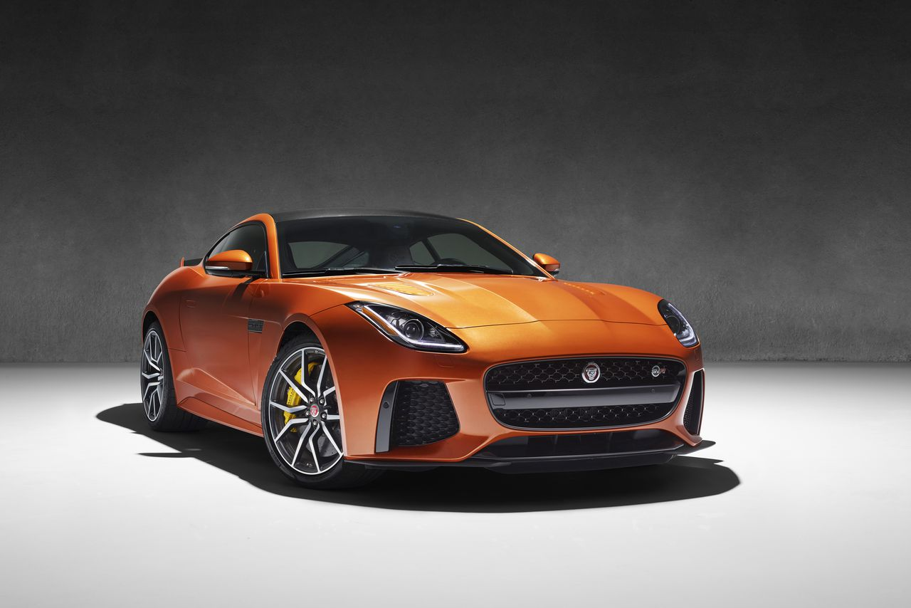 200-mph Jaguar F-Type SVR Announced Ahead Of Geneva