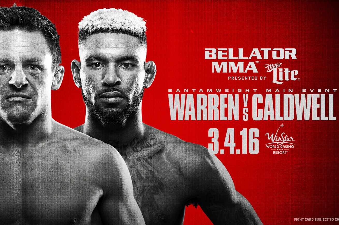 community news, Bellator 151 predictions, preview for Warren vs Caldwell led fights on Spike TV
