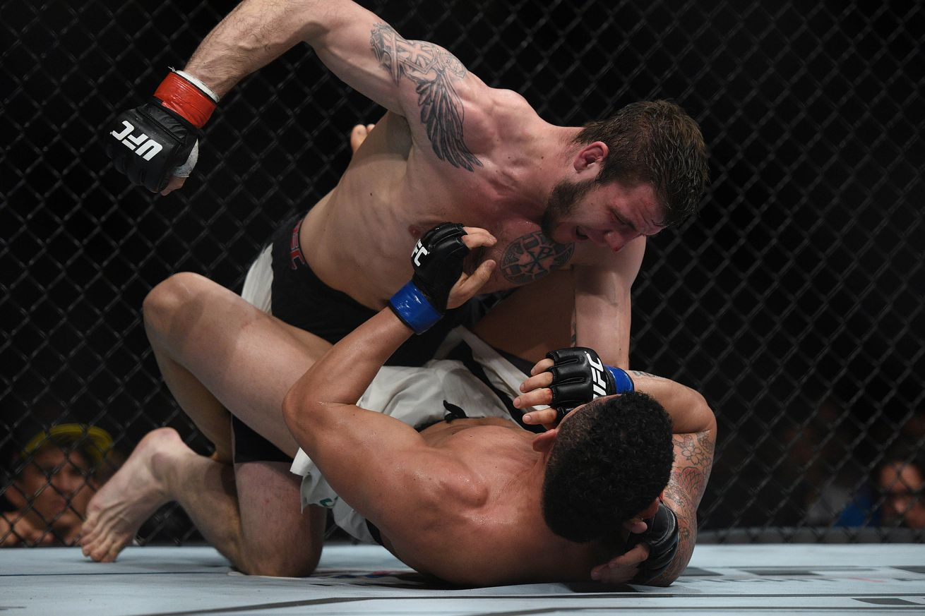 community news, Head kick knockout! Watch Nikita Krylov defuse Ed Herman at UFC 201 tonight