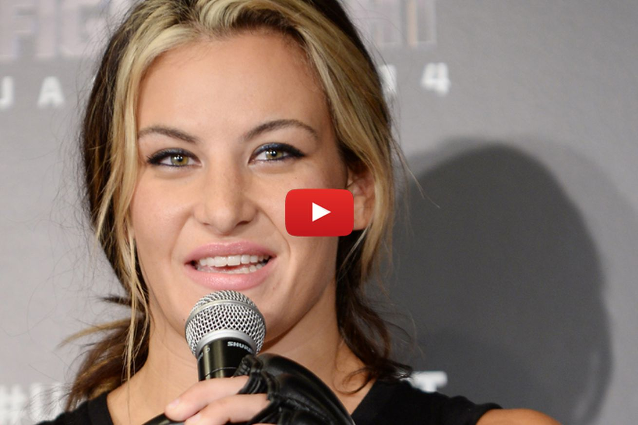 community news, Video: Live UFC Q&A stream with Miesha Tate, Dennis Bermudez, and Robert Whittaker from Brisbane