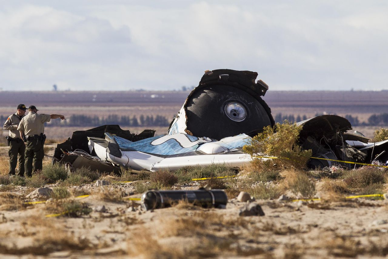 NTSB reveals cause of Virgin Galactic's deadly ...
