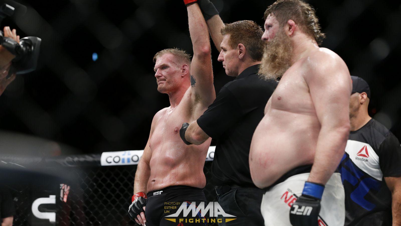Josh Barnett vs. Roy Nelson full fight video highlights ...