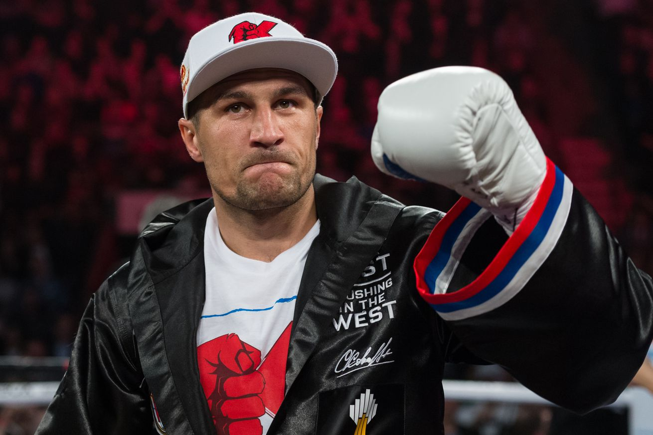 Sergey Kovalev Retains Titles in Unanimous Decision Over Isaac Chilemba