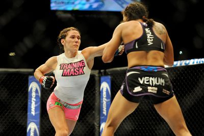 UFC 184 complete fighter breakdown, Alpha Cat Zingano edition     mma latest news report