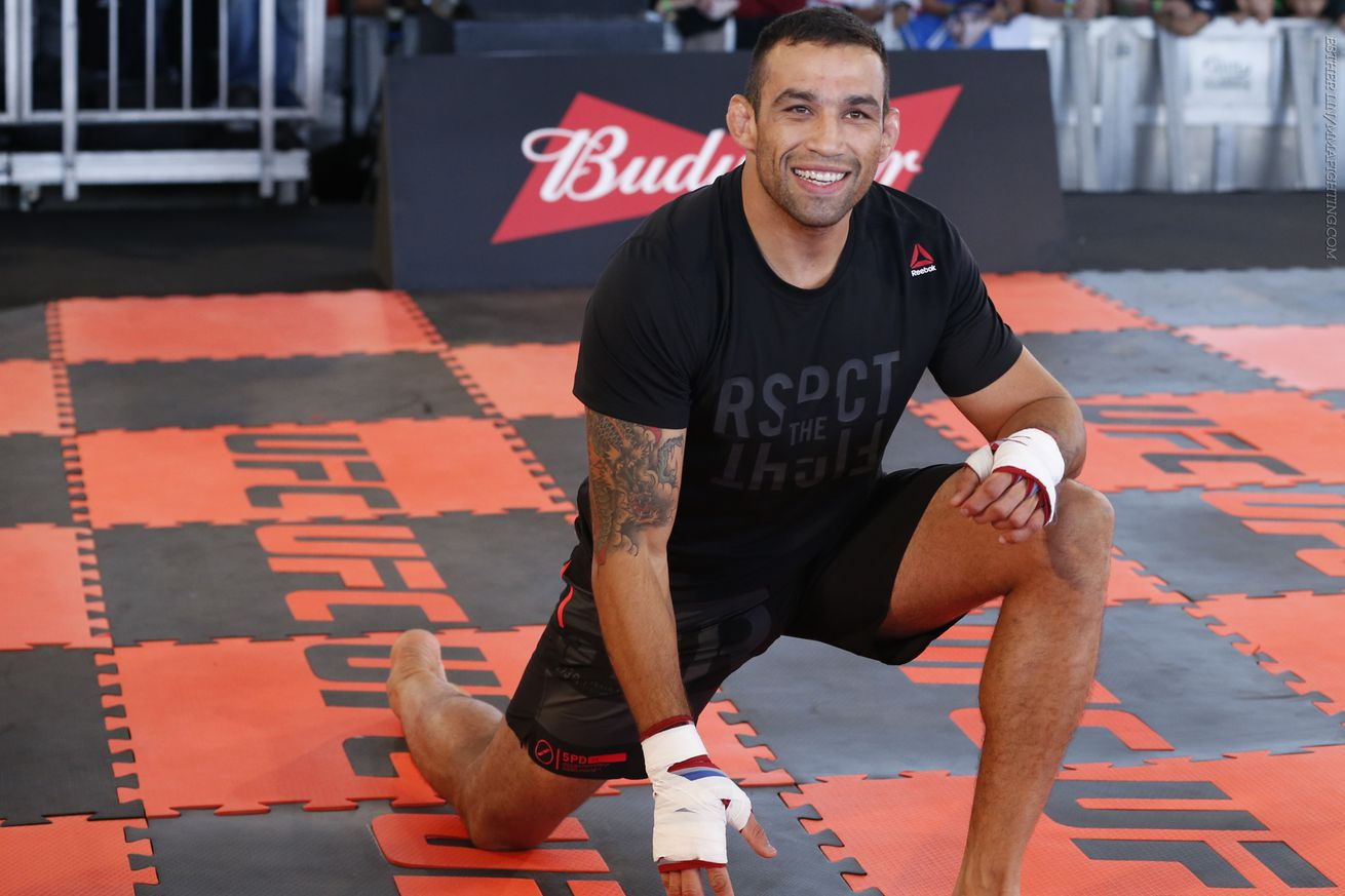 community news, Fabricio Werdum open to trilogy fight with Alistair Overeem