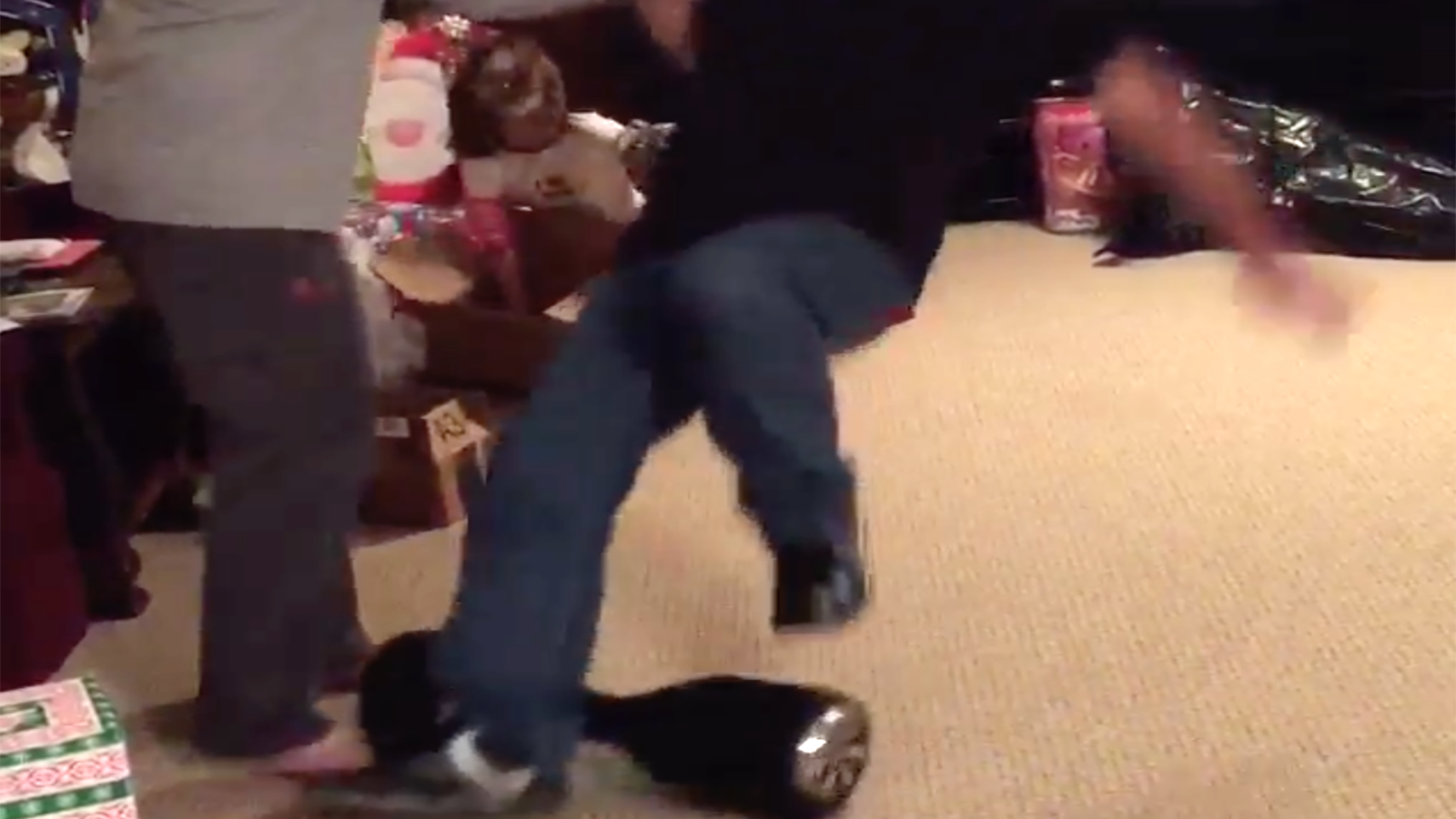 hoverboard wipeouts   christmas gift    giving  verge