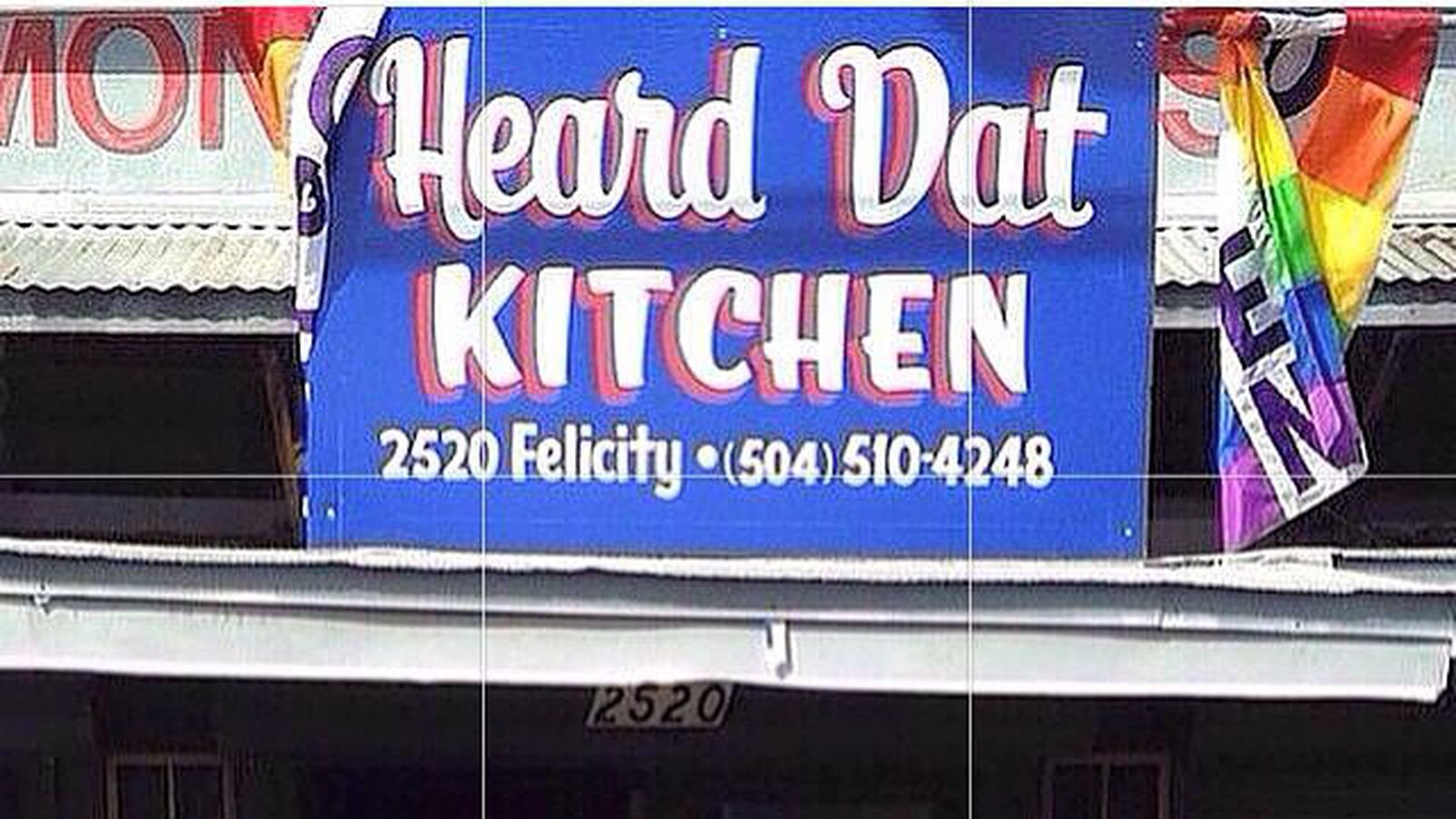Heard Dat Kitchen New Orleans La