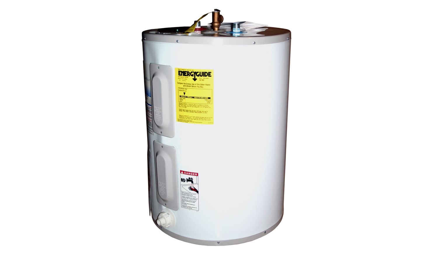 Clean Hot Water Heater 67