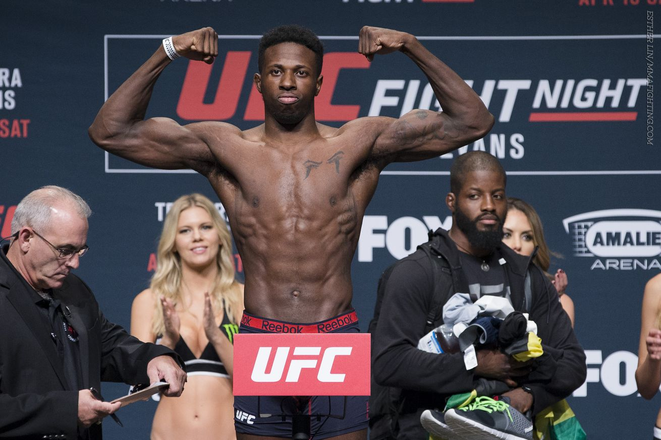 community news, Randy Brown vs. Erick Montaño added to UFC Fight Night 94