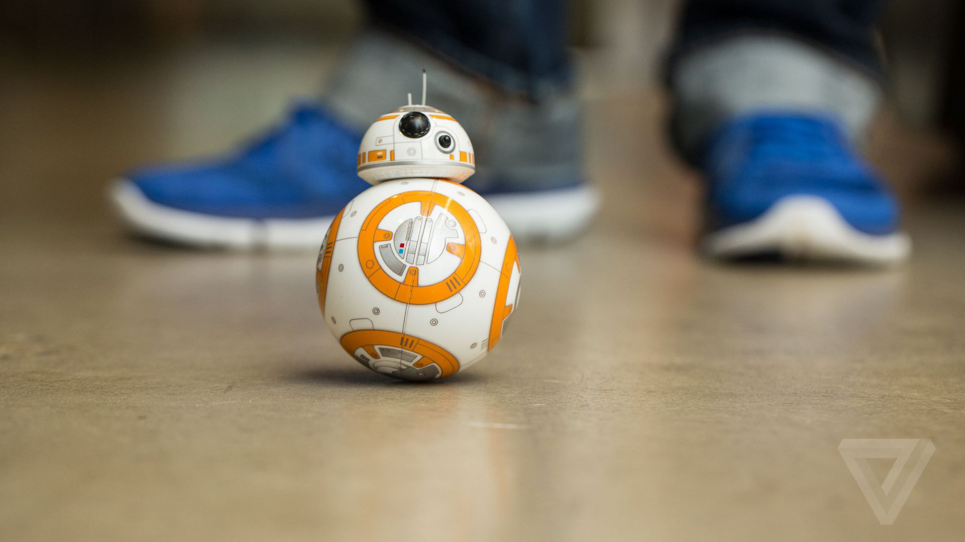 best website 16b2e 95a97 You can now buy Star Wars  adorable BB-8 droid and let it patrol your home    The Verge