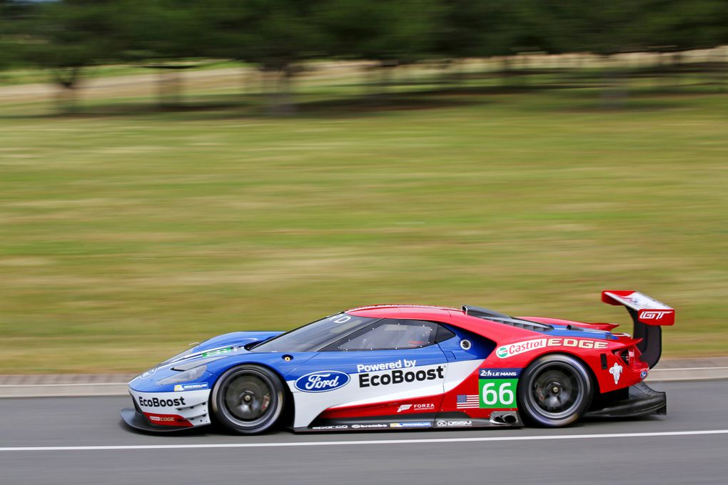 It's official: the Ford GT is entering LeMans in 2016 | The Verge