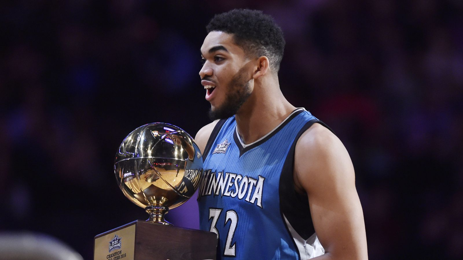 NBA Skills Challenge 2016: Karl-Anthony Towns wins one for the big men in a thrilling finish ...