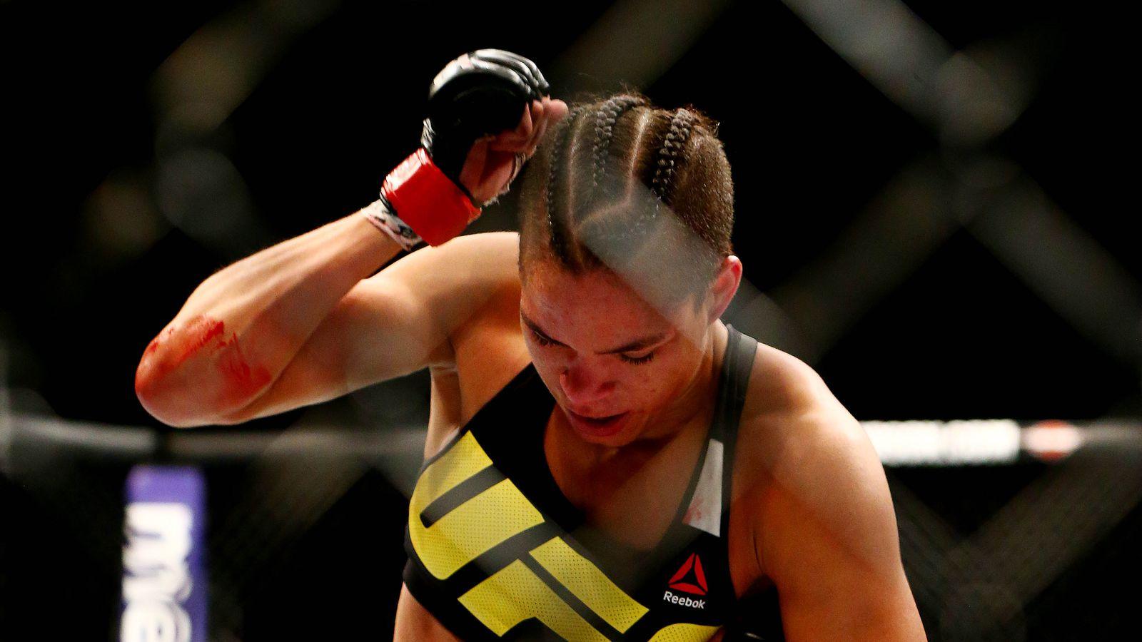 Miesha Tate Predicts Cris Cyborg vs. Amanda Nunes Winner