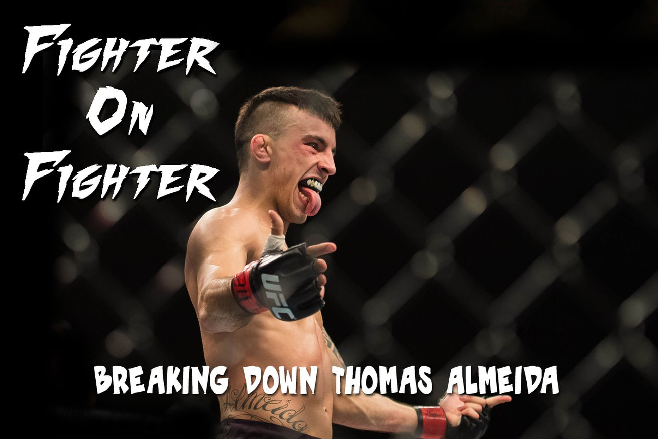 community news, Fighter on Fighter: Breaking down UFC Fight Night 88s Thomas Almeida