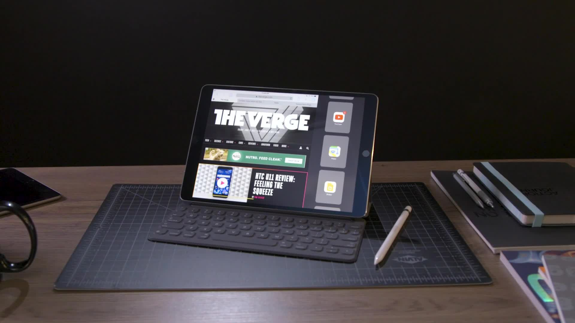 iPad Pro 10 5 review: overkill - The Verge