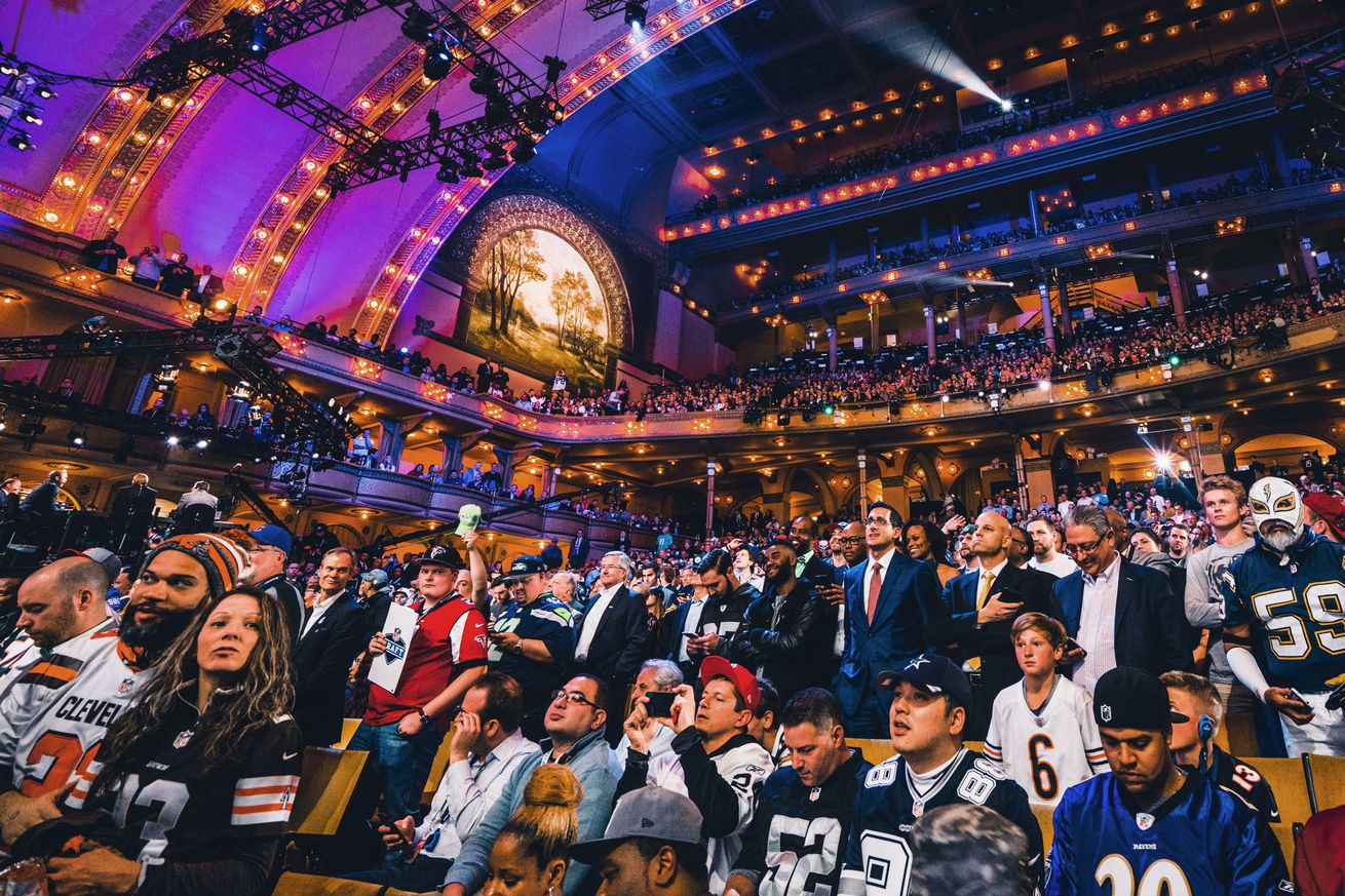 Recapping Day Two Of The Cowboys 2016 Draft: WHOA!