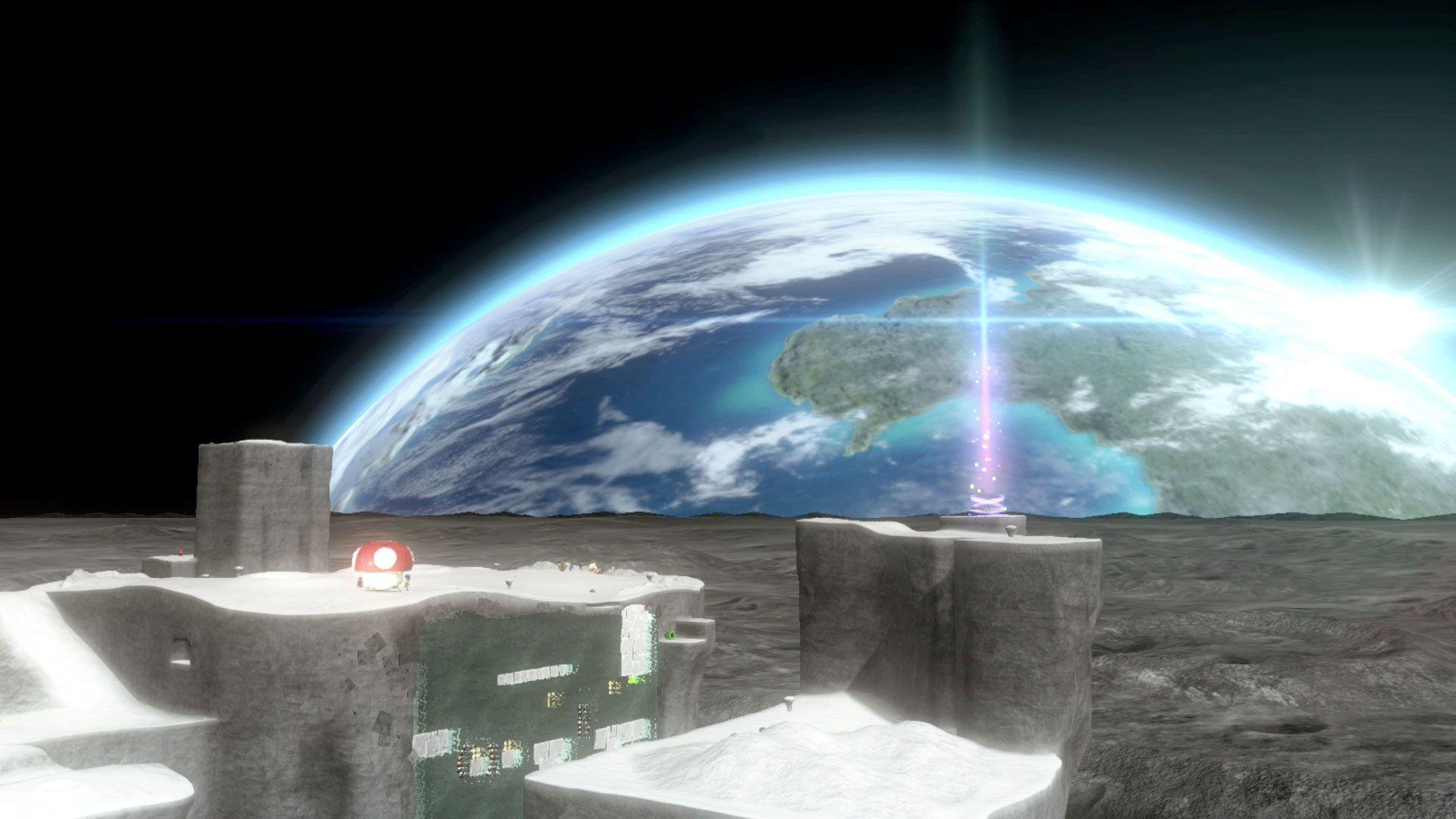 Super Mario Odyssey guide: Moon Kingdom all power moon